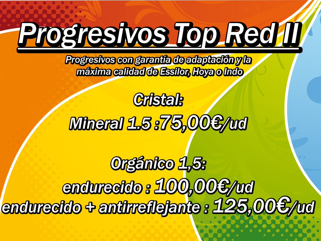 Progresivos Top Red