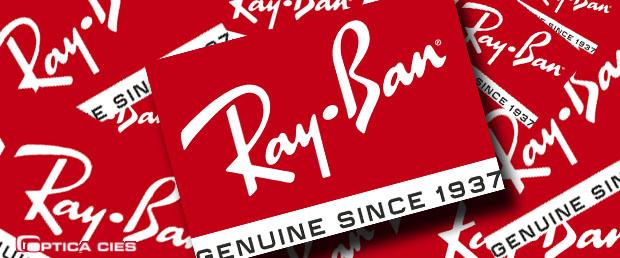 RayBan Graduado en Óptica Cíes