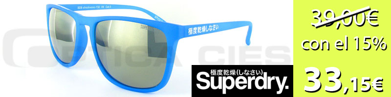 Superdry Shockwave 132 OC