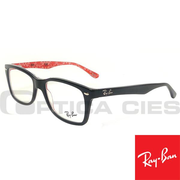 03dbfc5036489 RayBan RB5228 2479 50 17 140 - Óptica Cíes