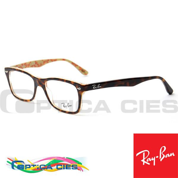 ed1c23e14048f RayBan RB5228 5057 55 17 140 - Óptica Cíes
