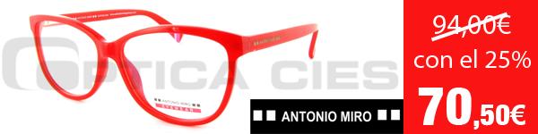ANTONIO MIRO AM1109 C3 en Óptica Cíes, Vigo