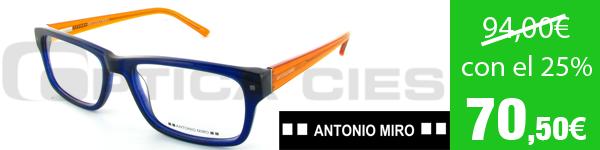 ANTONIO MIRO AM1303 C1 en Óptica Cíes, Vigo