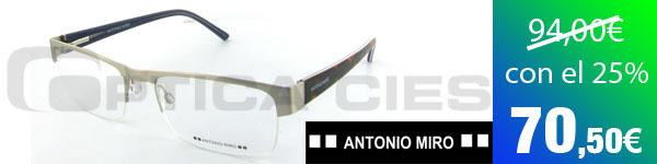 ANTONIO MIRO AM1400 C2 en Óptica Cíes, Vigo