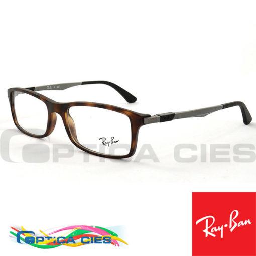RayBan RB7017 5200 54/17 145 en Óptica Cíes