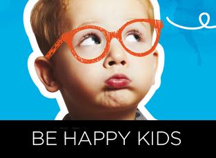 Be Happy Kids en Óptica Cíes