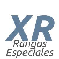 XR (Especiales)