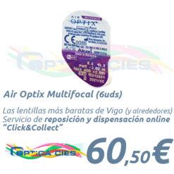 Air Optix Multifocal en Óptica Cíes Online - Vigo