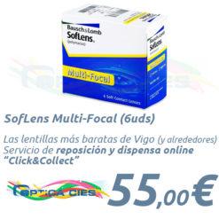 SofLens Multi-Focal en Óptica Cíes Online