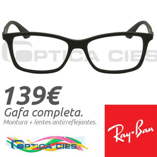 RayBan RB7047 5196 en Óptica Cíes, Vigo