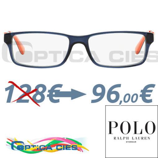 Montura Polo Ralph Lauren PH2115 5115 en Óptica Cíes Vigo