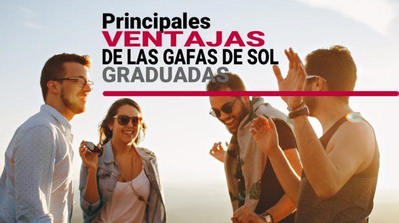 Ventajas de las gafas de sol graduadas en Óptica Cíes Vigo