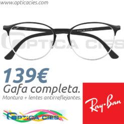 Gafa RayBan RB6375 2861 en Óptica Cíes Online